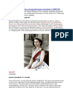 Elizabeth II Biography