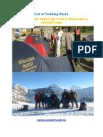 Trekking Peaks - Hunza Guides Pakistan.pdf
