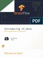 The tf.data API