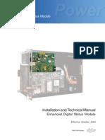 EDSM Install Tech Manual 10_2004