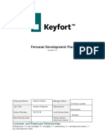 Personal Development Plan - V1.3 Ed