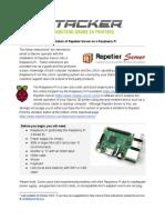 Stacker Raspberry Pi