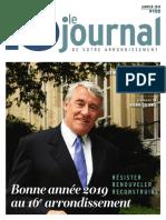 Journal16 du mois de janvier 2019