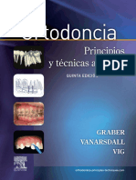 Ortodoncia - Principios y técnicas actuales (GRABER 5ª edición)
