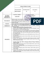 07. Spo Transfer Pasien Rawat Inap