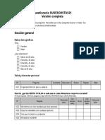 Cuestionario SUSESOISTAS21 version completa