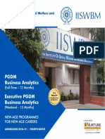 IISWBM -Final Brochure - 22-05-18