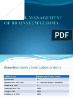 Surgical Management of Brainstem Glioma