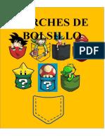 Parches de Bolsillo