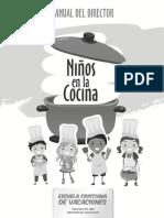 Manual- Director-niños en la cocina