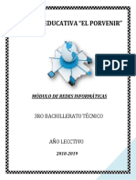 Manual DeRedes Informtica 3ro BT
