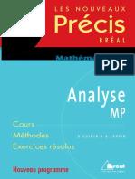 D.guinin, B.joppin - Precis Analyse (MP)-Bréal (2004)