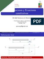 Clase 5 Deformaciones y Ecs Constitutivas