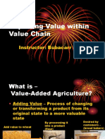 Value Added Agriculture