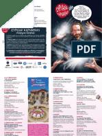 Συριανό Καρναβάλι «Γεώργιος Σουρής» 2019   Πρόγραμμα