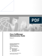 Cisco Press - CallManager Admin Guide.pdf