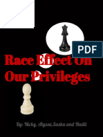 race effect on privileges - q2 magazine project