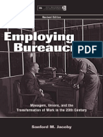 (Series in Organization and Management) Sanford M. Jacoby-Employing Bureaucracy_ Managers, Unions, And the Transformation of Work in the 20th Century-Psychology Press (2004)
