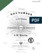 Mertz, J. K.Op. 4. Trois Nocturnes.pdf