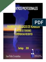 Pavimentos Delgados 2006