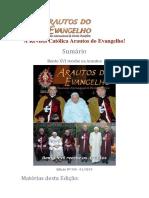Revista Arautos Do Evangelho Janeiro 2019