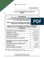 Declaration of Storage Conditions.pdf