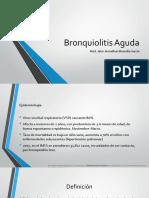Bronquiolitis aguda