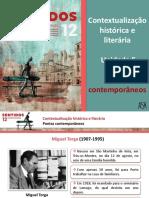 Contextualização Histórica e Literária (Poetas Contemporâneos) (1)