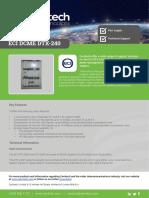 ECI DCME DTX-240 - Carritech Telecommunications