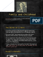 Early Life of Rizal (with Memorias)