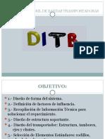 DISEÑO INGENIERIL DE BANDAS TRANSPORTADORAS
