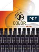 Color Chart Icon Products 2018