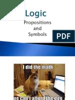 Presentation on Logic1