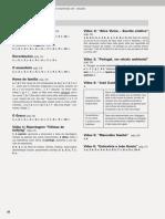 Correção compreensão oral manual Diálogos