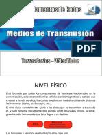 Medios de Transmisión [Fundamento de Redes]
