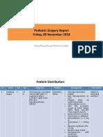 Pediatric Surgery Report 091118 Final