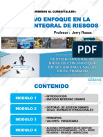 El Nuevo Enfoque en La Gestion Integral de Riesgos - Tcp - Manual Del Participante Gerens - Noviembre 2016