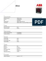 2CNM203001R2001 m2m Basic Modbus Power Meter