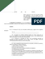 Decreto Brasil