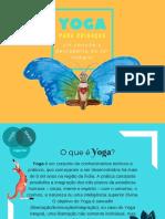 Yoga Integral Para Crianças