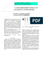 The Design and Implementation of an Intelligent Audiometer
