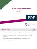 Estudios Usuarios Blogs Financieros Dic2011