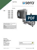 TA436 03 BAL Piston Diaphragm Pump C409 2 KM En