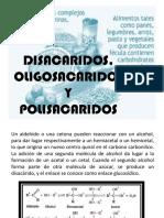 6. Di, Oligo y Polisacaridos-1