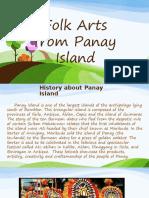 Folk Arts From Panay Island