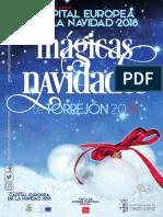Programa Oficial Magicas Navidades 2018