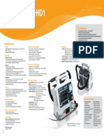 Desfibrilador CU HD-1