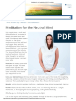 MEDIT Meditation for the Neutral Mind _ 3HO Foundation