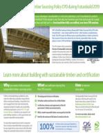 PEFC & Responsible Timber Procurement - A CPD Seminar