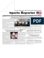 January 16 - 22, 2019  Sports Reporter